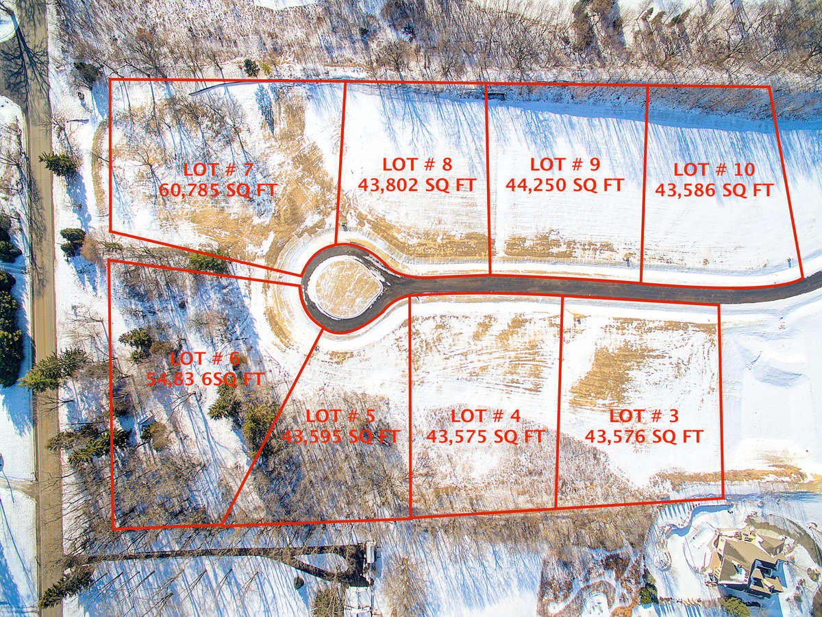 Lt6 Rookery Rd, Delafield, Wisconsin 53072, ,Vacant Land,For Sale,Rookery Rd,1622234