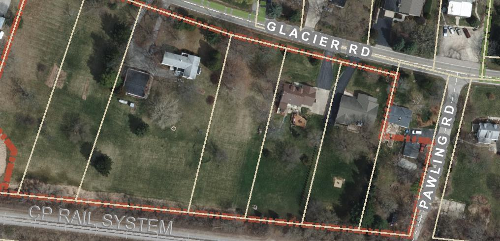 Lt3 Glacier Rd, Pewaukee, Wisconsin 53072, ,Vacant Land,For Sale,Glacier Rd,1622835