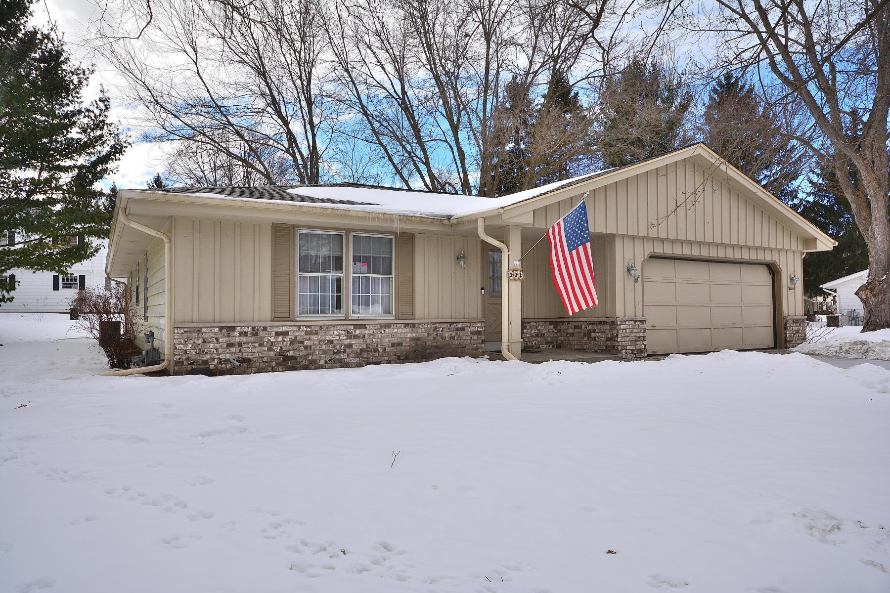 131 Debbie Ct, Waukesha, Wisconsin 53189, 3 Bedrooms Bedrooms, 7 Rooms Rooms,1 BathroomBathrooms,Single-Family,For Sale,Debbie Ct,1625794