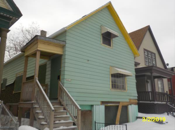 1921 Center St, Milwaukee, Wisconsin 53206, 2 Bedrooms Bedrooms, ,2 BathroomsBathrooms,Single-Family,For Sale,Center St,1623394