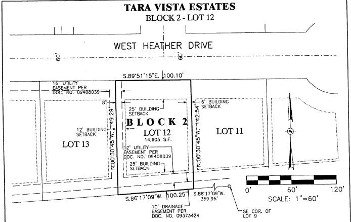 11605 Heather Dr, Milwaukee, Wisconsin 53224, ,Vacant Land,For Sale,Heather Dr,1626480