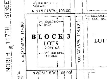 8644 117th St, Milwaukee, Wisconsin 53224, ,Vacant Land,For Sale,117th St,1626501
