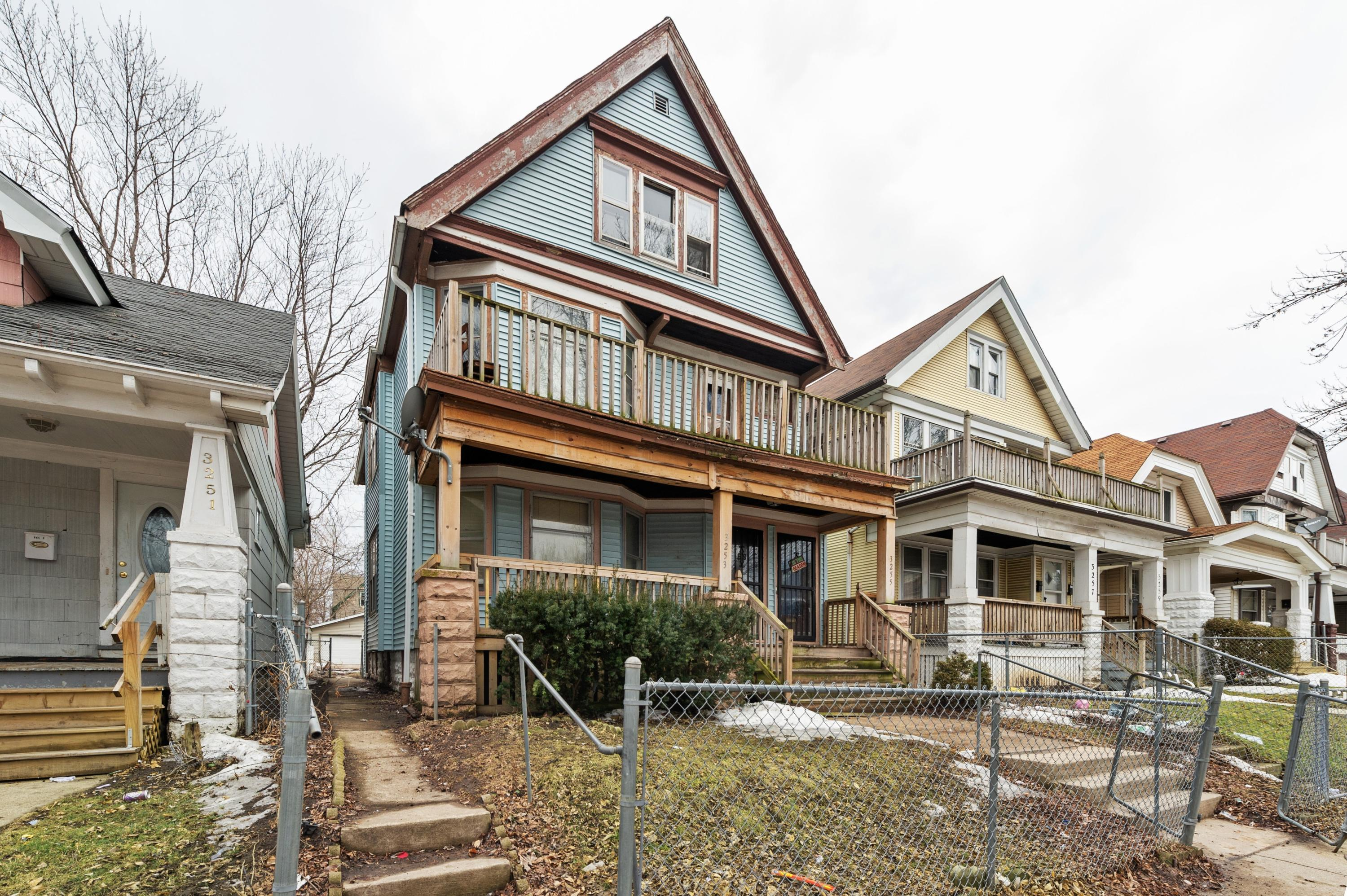 3253 28th St, Milwaukee, Wisconsin 53216, 2 Bedrooms Bedrooms, 4 Rooms Rooms,1 BathroomBathrooms,Two-Family,For Sale,28th St,1,1626687