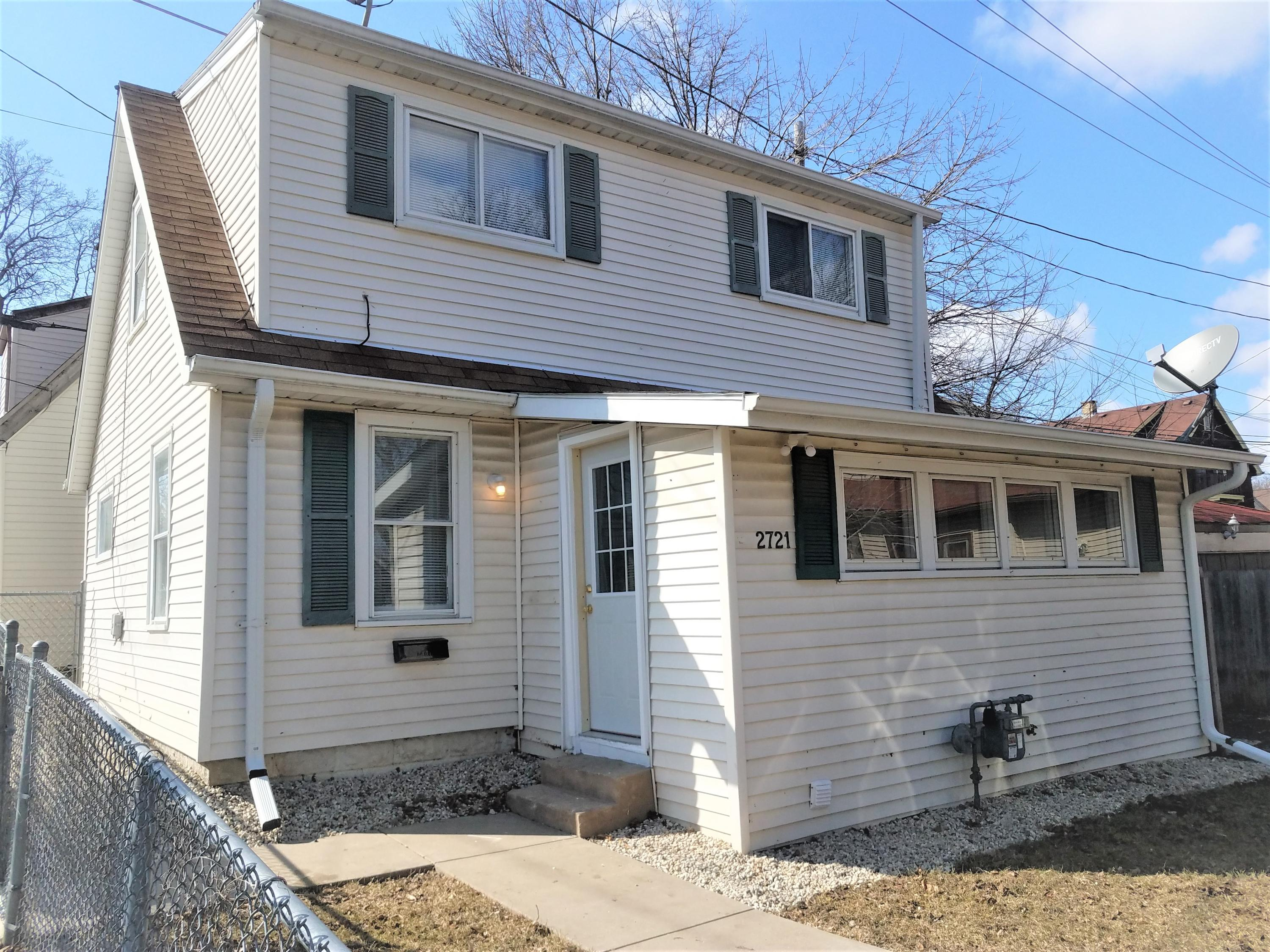 2721 56th ST, Milwaukee, Wisconsin 53210, 3 Bedrooms Bedrooms, ,1 BathroomBathrooms,Single-Family,For Sale,56th ST,1627001