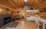 Guest Cabin Kitchen