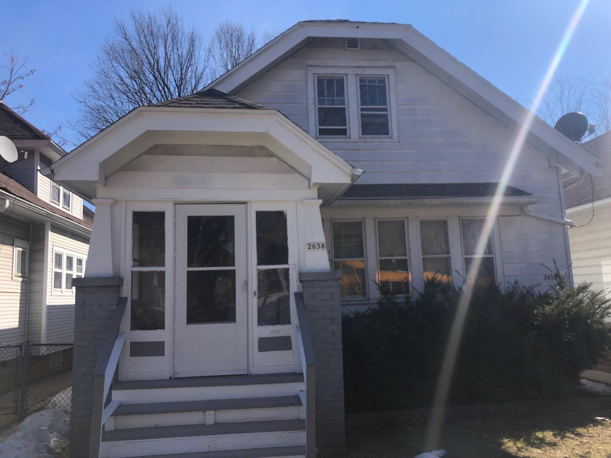 2638-2638A 56th St, Milwaukee, Wisconsin 53210, 2 Bedrooms Bedrooms, 4 Rooms Rooms,1 BathroomBathrooms,Two-Family,For Sale,56th St,1,1628438
