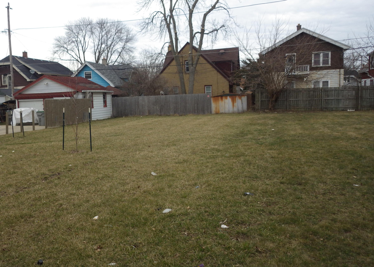 2944 58th St, Milwaukee, Wisconsin 53210, ,Vacant Land,For Sale,58th St,1629911