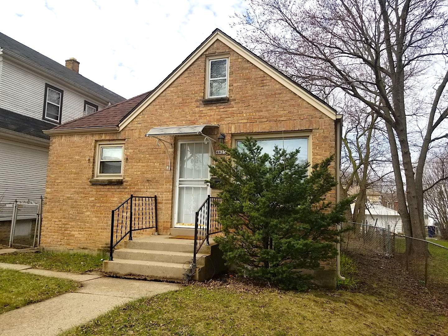4623 38th St, Milwaukee, Wisconsin 53209, 2 Bedrooms Bedrooms, 4 Rooms Rooms,1 BathroomBathrooms,Single-Family,For Sale,38th St,1632201