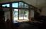 Living room - lake view
