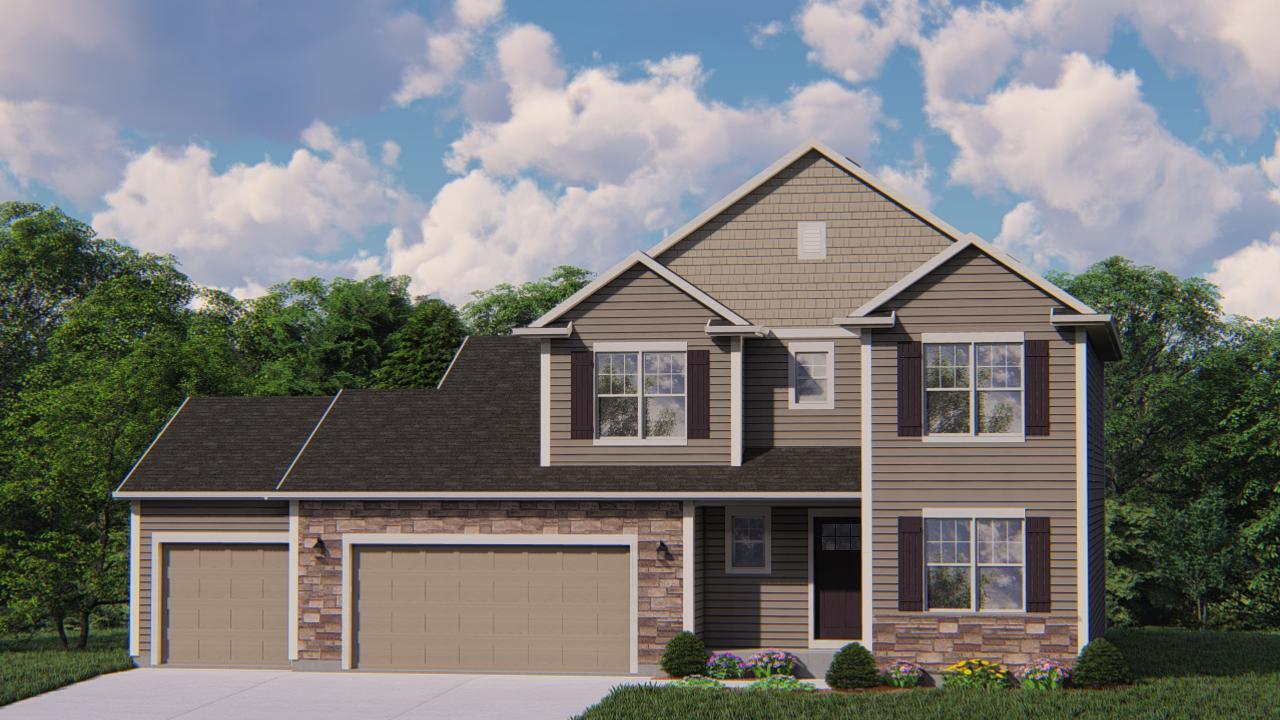 1279 Evergreen Trl, Oconomowoc, Wisconsin 53066, 4 Bedrooms Bedrooms, 7 Rooms Rooms,2 BathroomsBathrooms,Single-Family,For Sale,Evergreen Trl,1648445