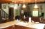 open concept kitchen/great room