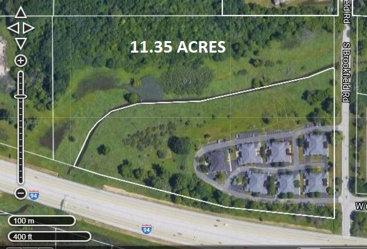 101 Brookfield Rd, Brookfield, Wisconsin 53045, ,Vacant Land,For Sale,Brookfield Rd,1656062