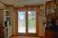 patio doors to back deck