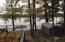 Dock and boathouse