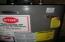 new 40 gal. nat. gas h.w. heater