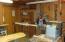 22 x 20 work shop in basement