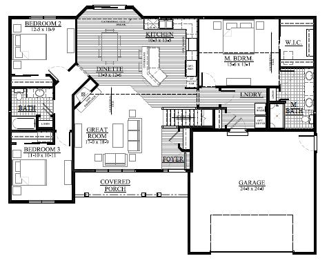 264 Thomas Trl, Oconomowoc, Wisconsin 53066, 3 Bedrooms Bedrooms, 7 Rooms Rooms,2 BathroomsBathrooms,Single-Family,For Sale,Thomas Trl,1665672