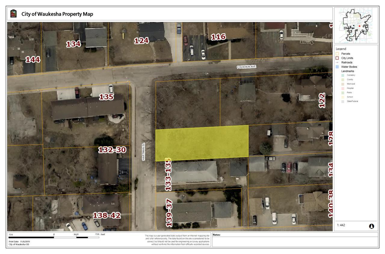 Lt16 Hartman Pl, Waukesha, Wisconsin 53186, ,Vacant Land,For Sale,Hartman Pl,1667250