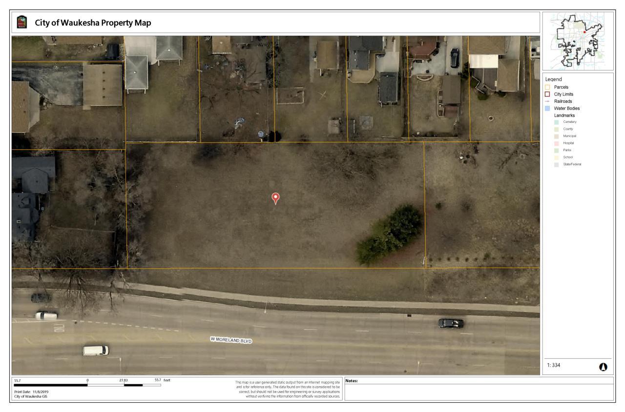 Lt1 Moreland Blvd, Waukesha, Wisconsin 53188, ,Vacant Land,For Sale,Moreland Blvd,1667276