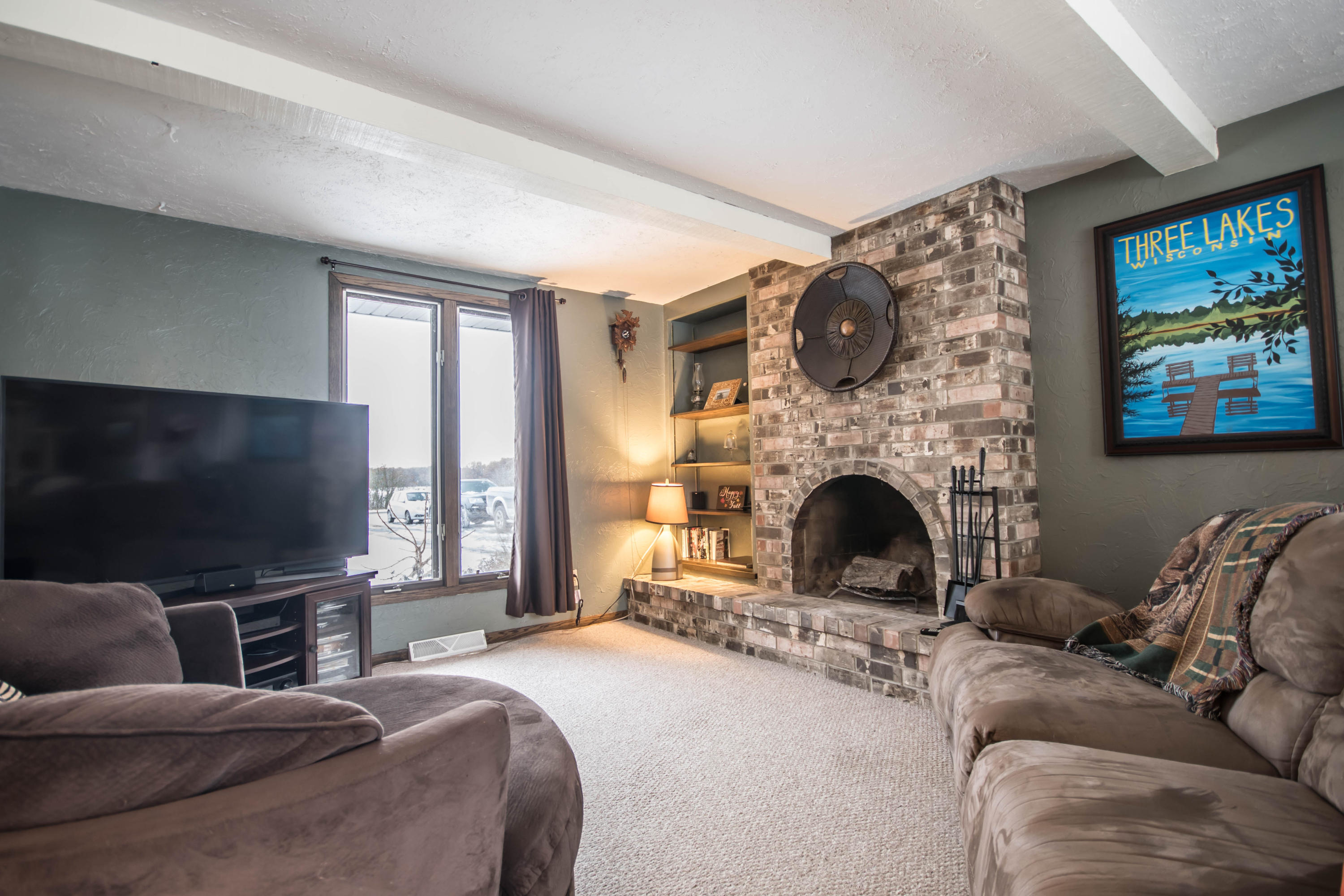 S106W30794 Sandy Beach Rd, Mukwonago, Wisconsin 53149, 3 Bedrooms Bedrooms, ,1 BathroomBathrooms,Single-Family,For Sale,Sandy Beach Rd,1667793