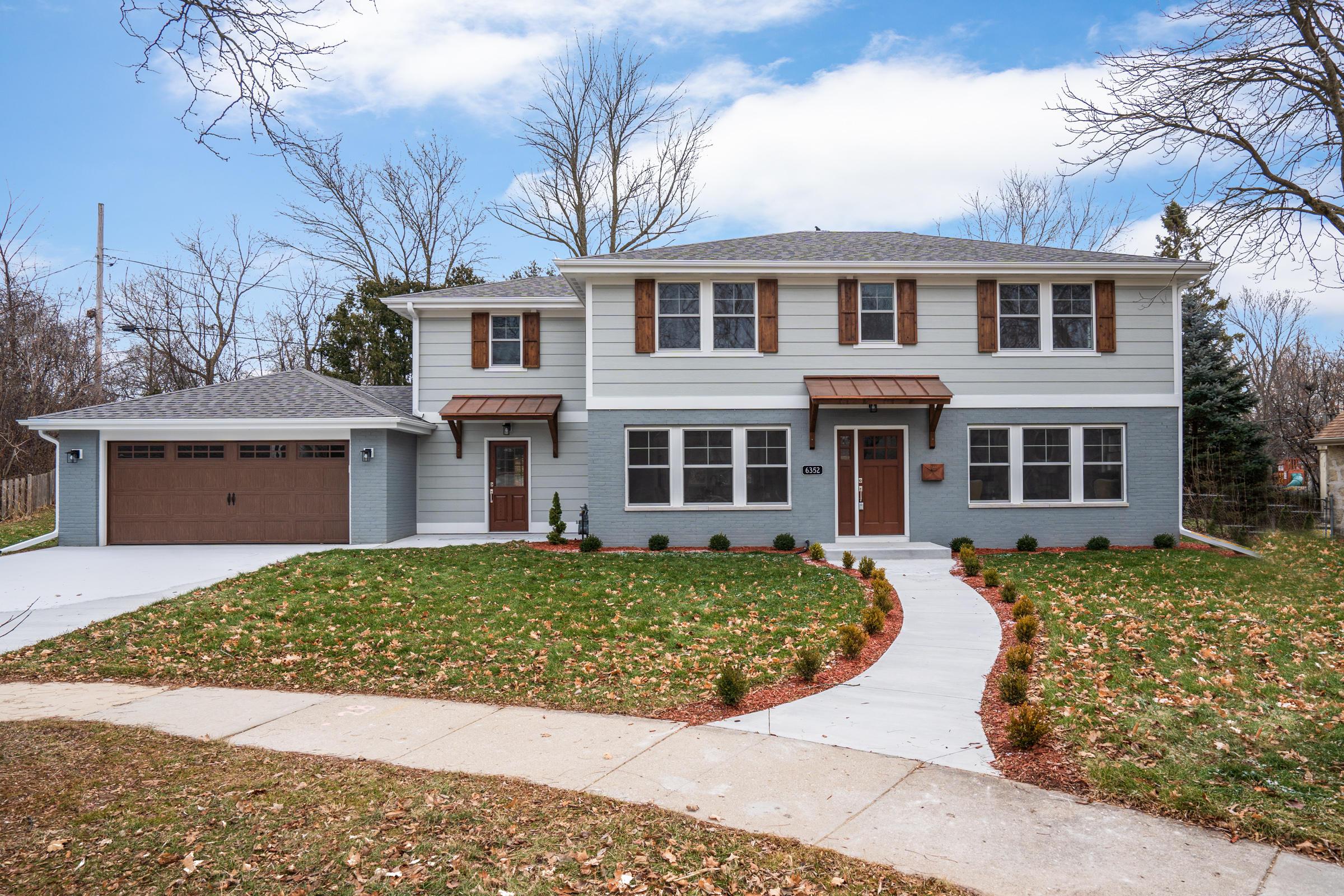 6352 N Bay Ridge Ave Whitefish Bay, WI 53217 Property Image