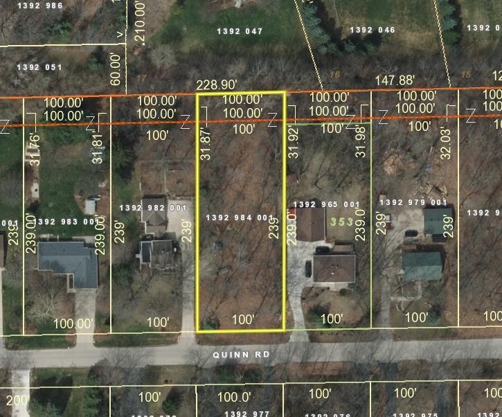 Lt1 Quinn Rd, Waukesha, Wisconsin 53189, ,Vacant Land,For Sale,Quinn Rd,1670939