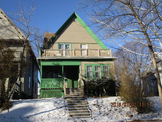 2205 39th St, Milwaukee, Wisconsin 53208, 2 Bedrooms Bedrooms, 6 Rooms Rooms,1 BathroomBathrooms,Two-Family,For Sale,39th St,1,1676999