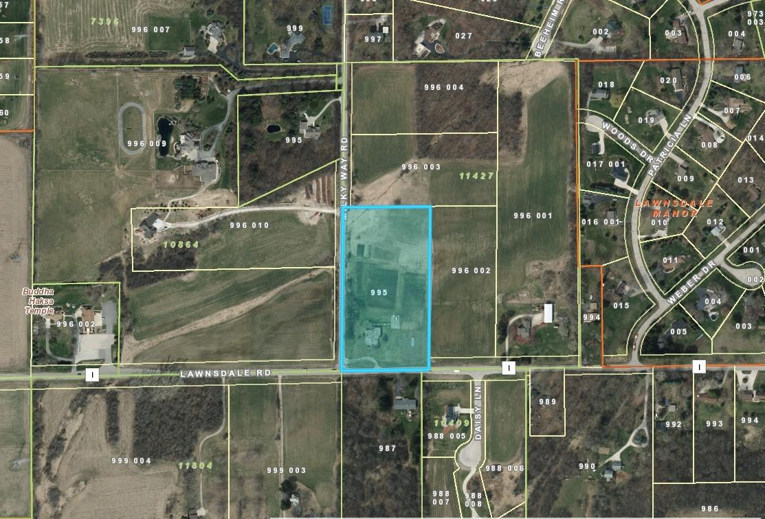 S46W22996 Lawnsdale Rd, Waukesha, Wisconsin 53189, ,Vacant Land,For Sale,Lawnsdale Rd,1681650