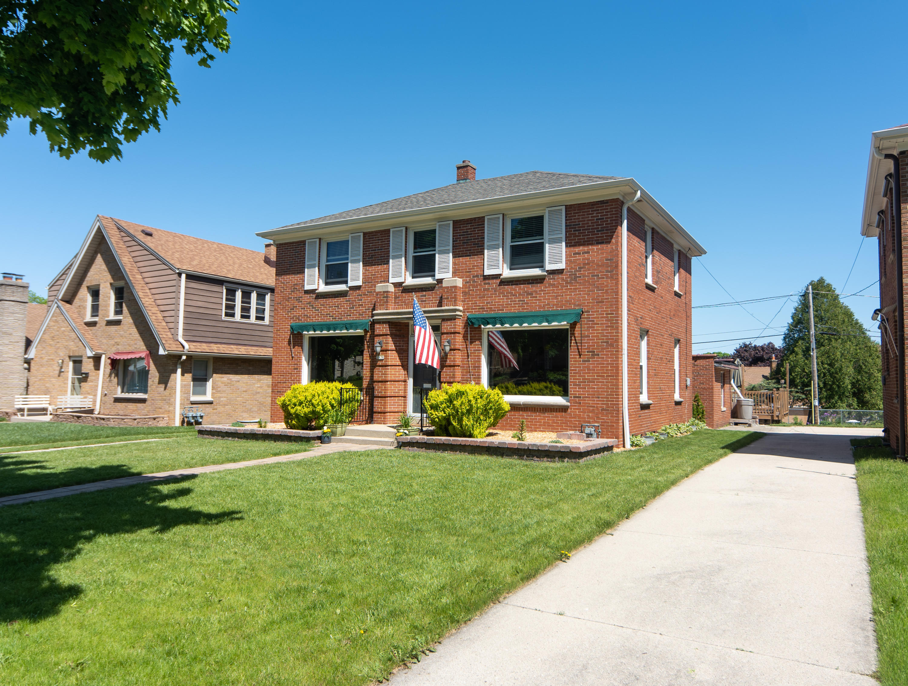 3536 Ohio Ave, Milwaukee, Wisconsin 53215, 3 Bedrooms Bedrooms, 7 Rooms Rooms,1 BathroomBathrooms,Single-Family,For Sale,Ohio Ave,1691493