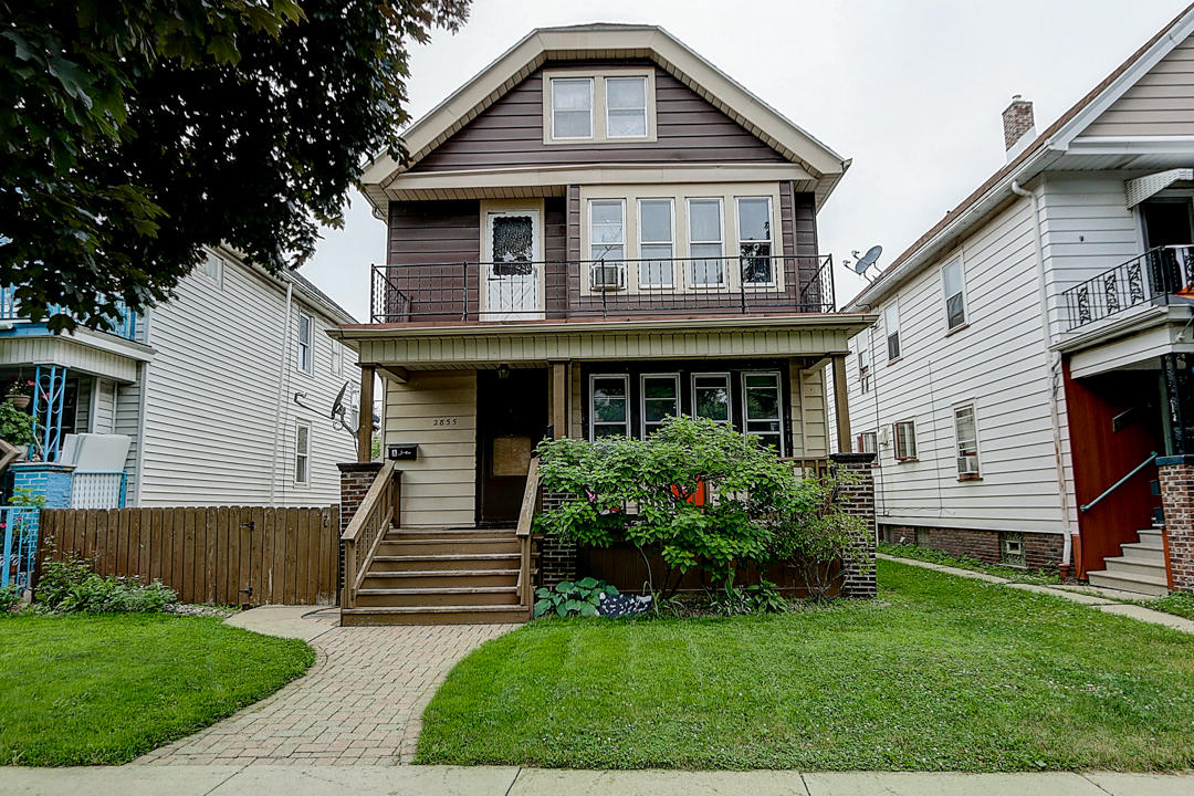 2835 12th St, Milwaukee, Wisconsin 53215, 2 Bedrooms Bedrooms, 5 Rooms Rooms,1 BathroomBathrooms,Two-Family,For Sale,12th St,1,1696804