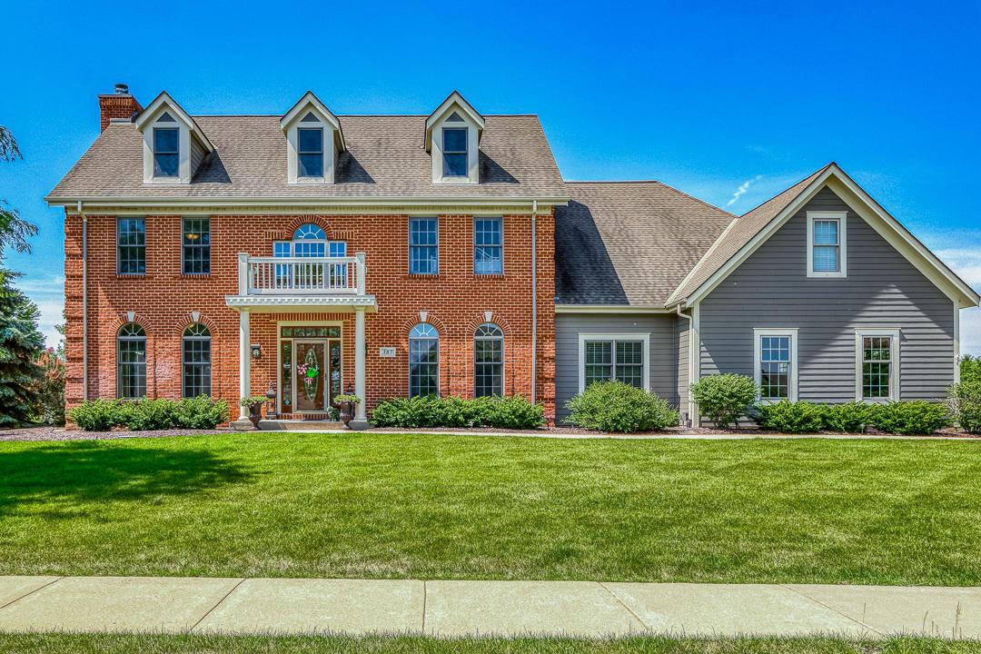 387 Sunshine Dr, Hartland, Wisconsin 53029, 5 Bedrooms Bedrooms, ,3 BathroomsBathrooms,Single-Family,For Sale,Sunshine Dr,1697165
