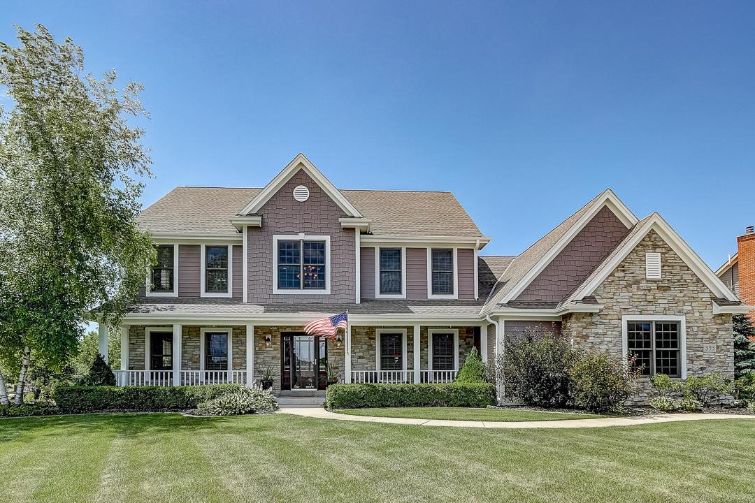 393 Sunshine Dr, Hartland, Wisconsin 53029, 4 Bedrooms Bedrooms, 9 Rooms Rooms,2 BathroomsBathrooms,Single-Family,For Sale,Sunshine Dr,1701106