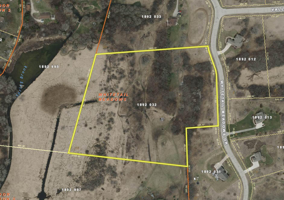Lt28 Whitetail Meadows Dr, Mukwonago, Wisconsin 53149, ,Vacant Land,For Sale,Whitetail Meadows Dr,1702790