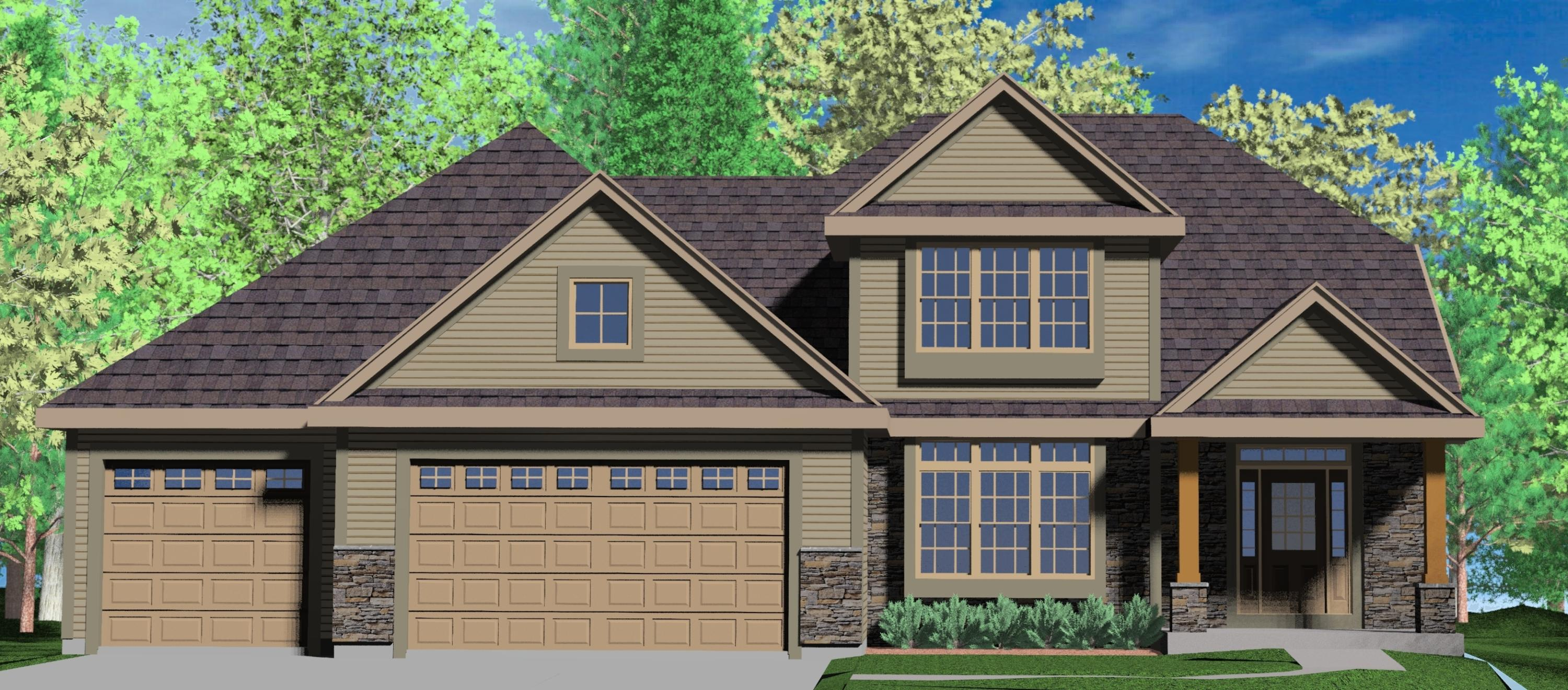 N46W22290 Boxleaf Ln, Pewaukee, Wisconsin 53072, 4 Bedrooms Bedrooms, ,1 BathroomBathrooms,Single-Family,For Sale,Boxleaf Ln,1718146