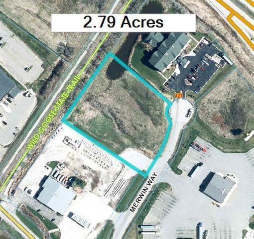 Lt2 Merwin Way, Fond Du Lac, Wisconsin 54935, ,Vacant Land,For Sale,Merwin Way,1719625