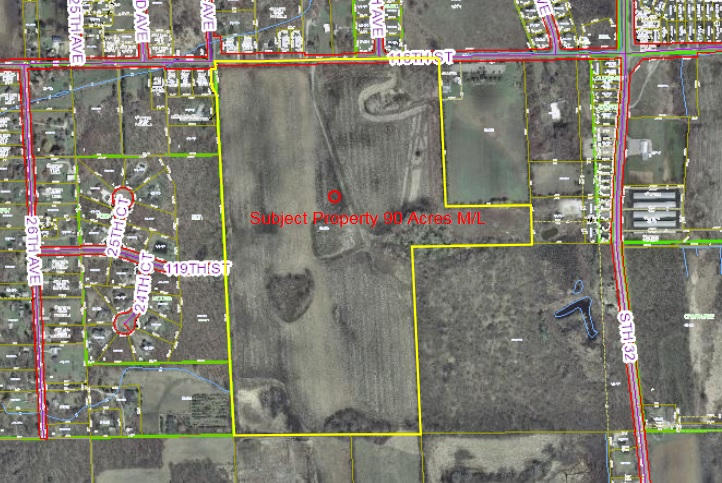 Lt0 116th St, Pleasant Prairie, Wisconsin 53158, ,Vacant Land,For Sale,116th St,1719659