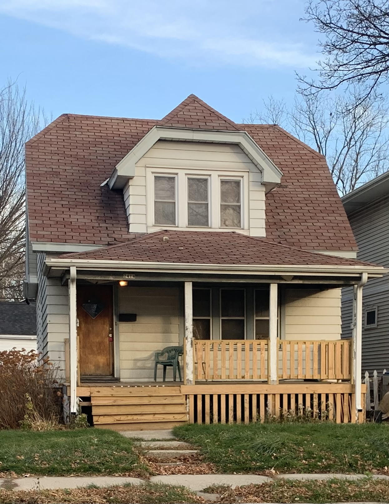 2414 55th, Milwaukee, Wisconsin 53210, 5 Bedrooms Bedrooms, ,1 BathroomBathrooms,Single-Family,For Sale,55th,1719927
