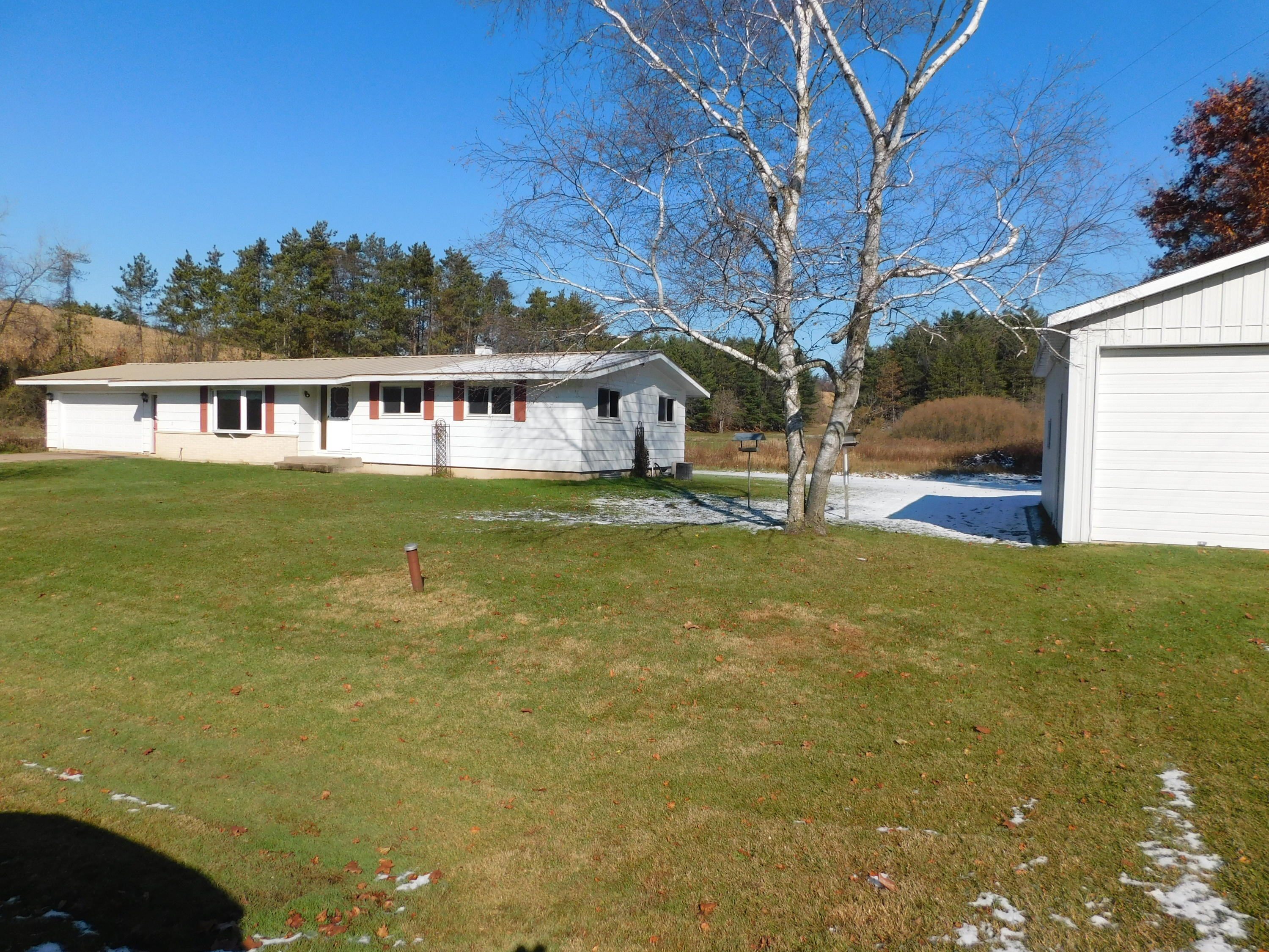 27856 Mainstream Rd, Portland, Wisconsin 54653, 3 Bedrooms Bedrooms, ,2 BathroomsBathrooms,Single-Family,For Sale,Mainstream Rd,1719929