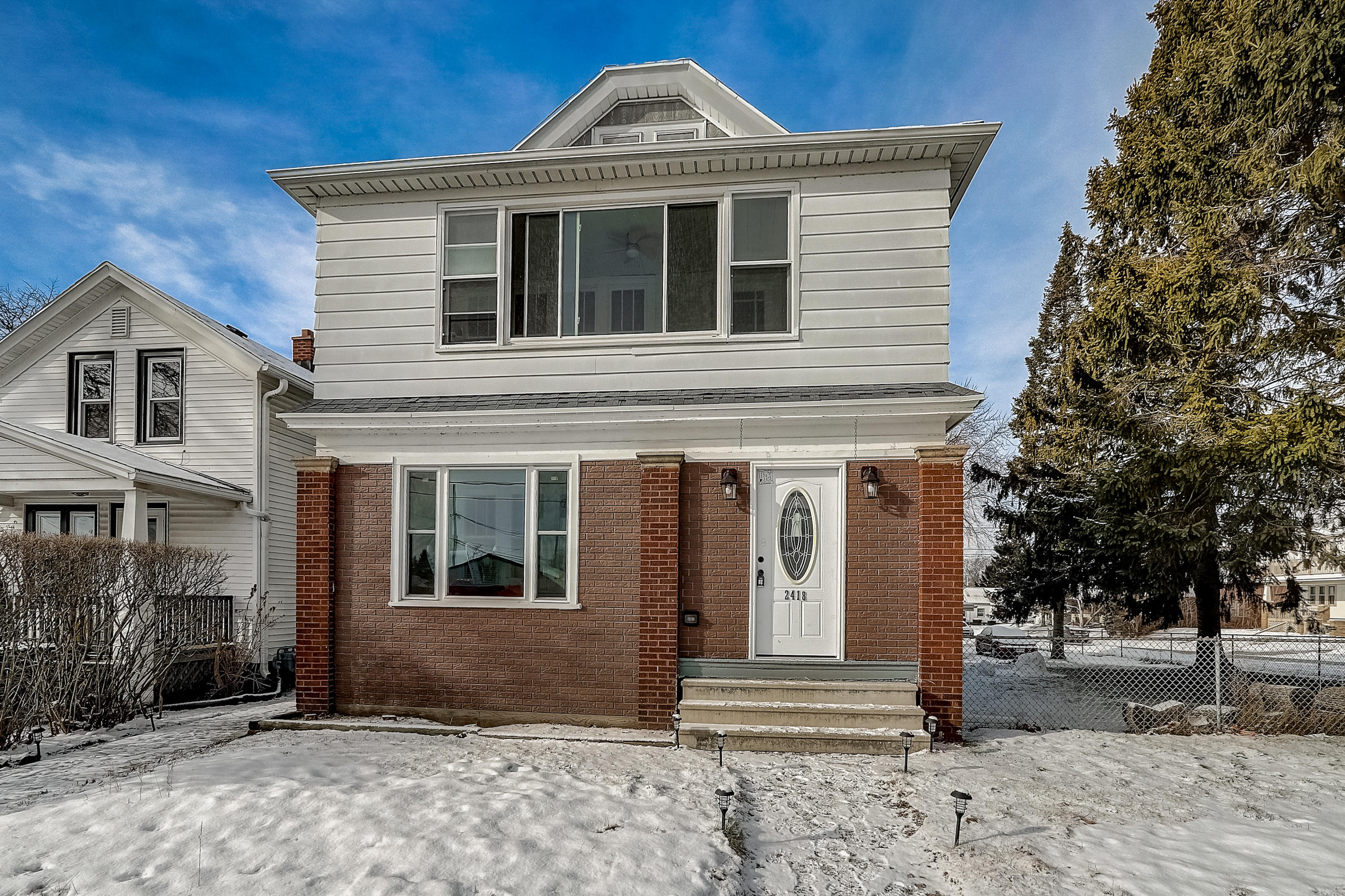2418 5th Ave, South Milwaukee, Wisconsin 53172, 2 Bedrooms Bedrooms, 6 Rooms Rooms,1 BathroomBathrooms,Two-Family,For Sale,5th Ave,1,1724943