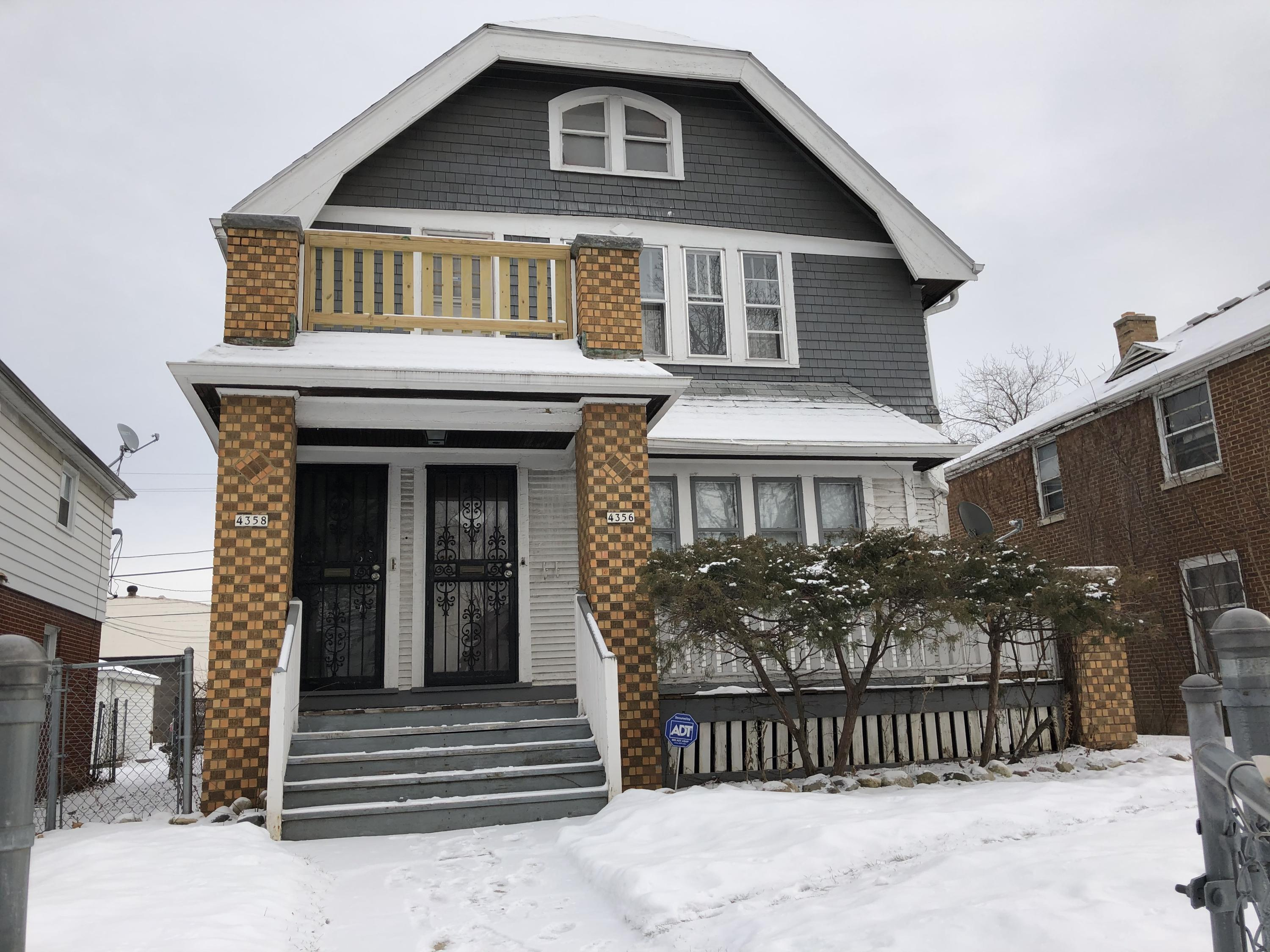 4356 28th St, Milwaukee, Wisconsin 53216, 2 Bedrooms Bedrooms, 5 Rooms Rooms,1 BathroomBathrooms,Two-Family,For Sale,28th St,1,1724956