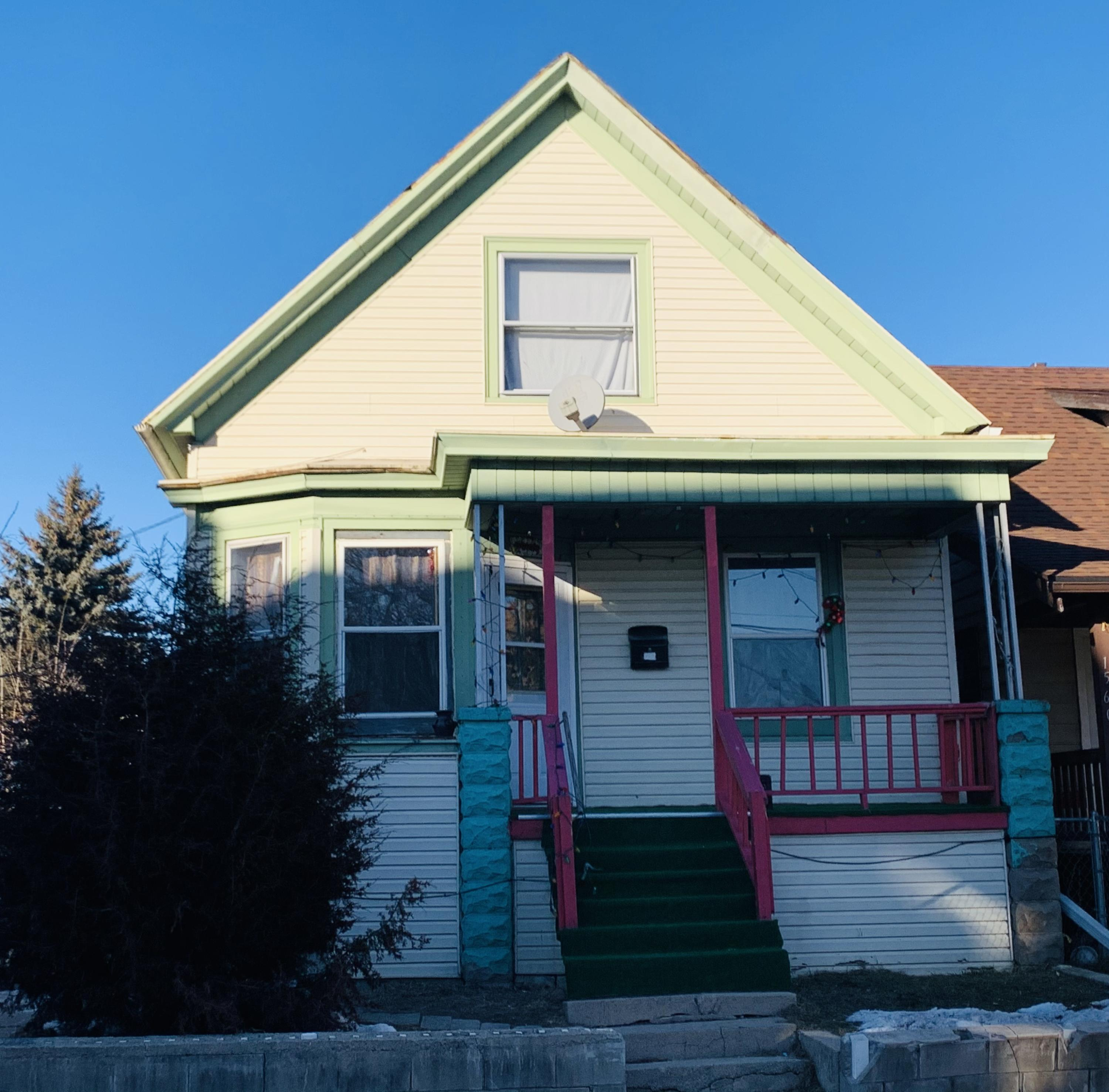 1562 Odell St, Milwaukee, Wisconsin 53204, 3 Bedrooms Bedrooms, 6 Rooms Rooms,1 BathroomBathrooms,Two-Family,For Sale,Odell St,1,1724990