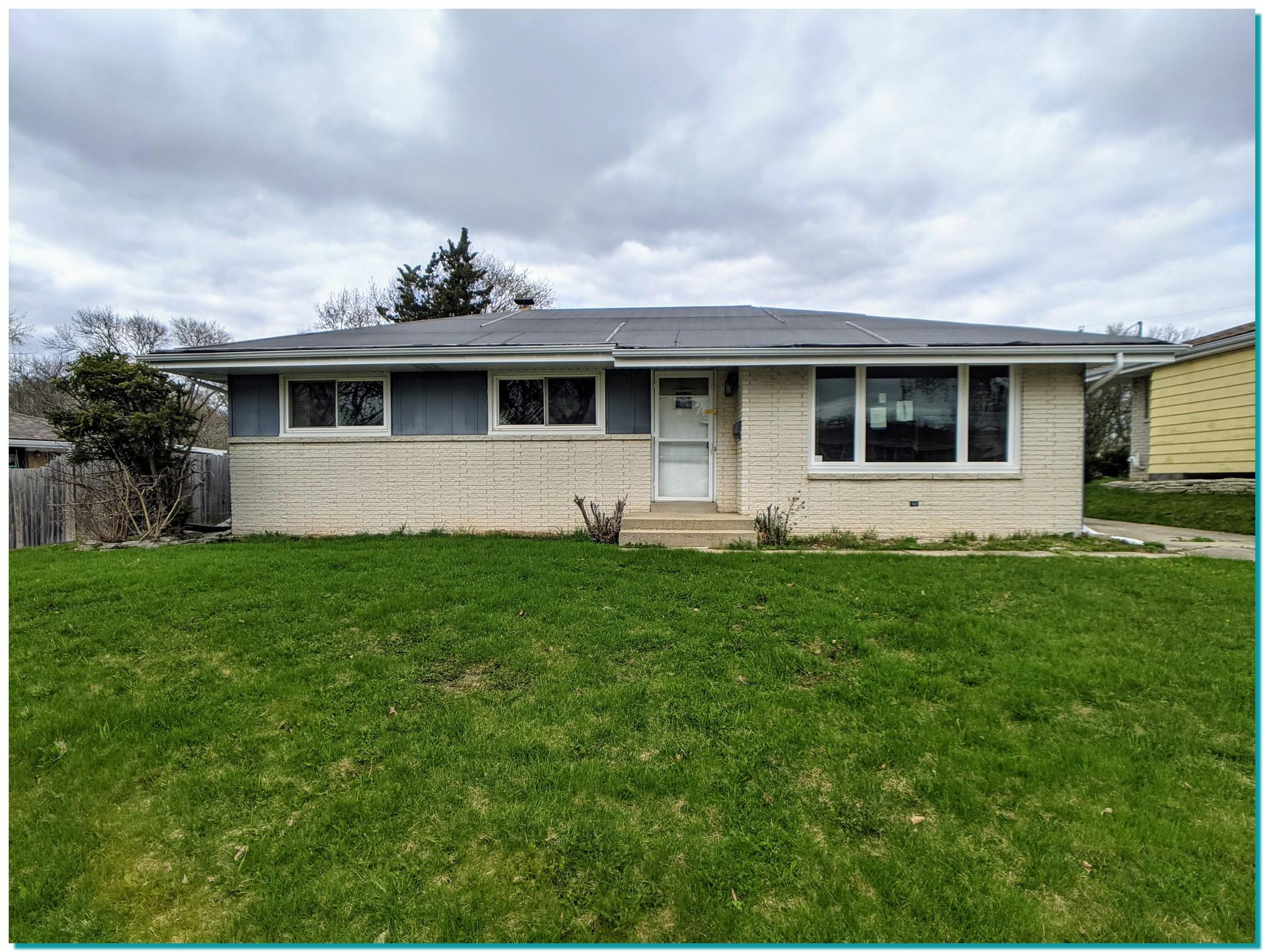 10908 Harvest Ln, Milwaukee, Wisconsin 53225, 3 Bedrooms Bedrooms, 5 Rooms Rooms,1 BathroomBathrooms,Single-Family,For Sale,Harvest Ln,1735995