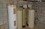 h.w. heater & water softener