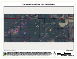 78 Ac Willow Heights Ln, Porterfield, WI 54159