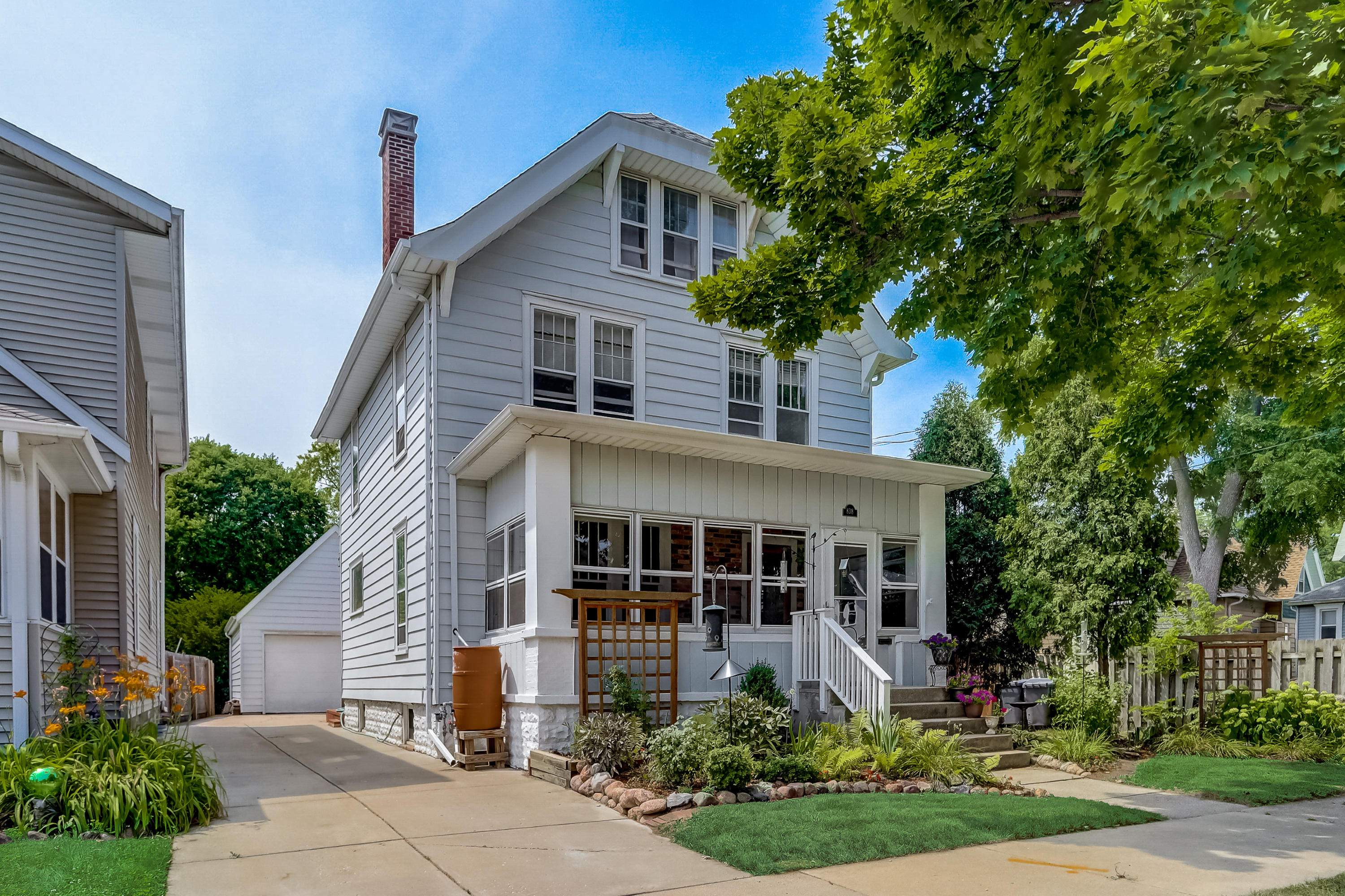 838 Oakland Ave, Waukesha, Wisconsin 53186, 3 Bedrooms Bedrooms, ,2 BathroomsBathrooms,Single-Family,For Sale,Oakland Ave,1755083