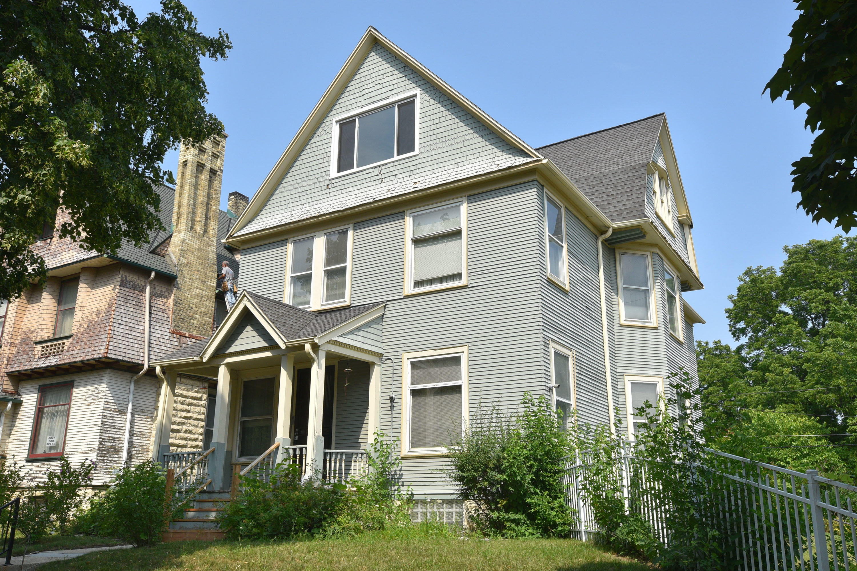 930 31ST ST, Milwaukee, Wisconsin 53208, 3 Bedrooms Bedrooms, 10 Rooms Rooms,4 BathroomsBathrooms,Single-Family,For Sale,31ST ST,1755561
