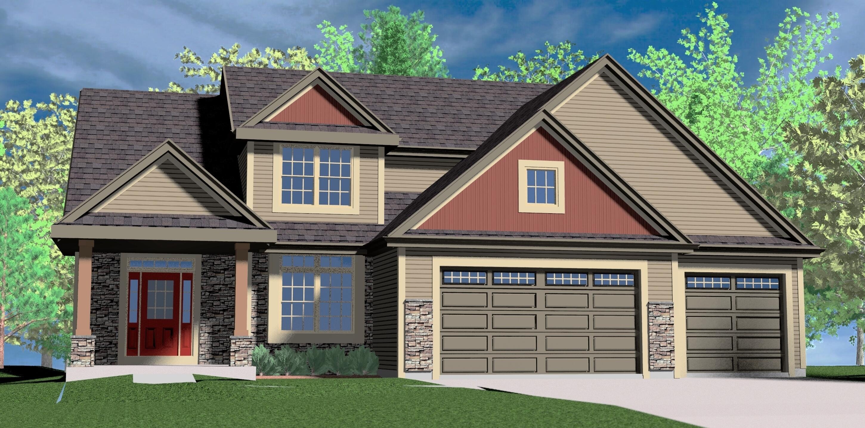 N47W22488 Woodleaf Way, Pewaukee, Wisconsin 53072, 4 Bedrooms Bedrooms, 11 Rooms Rooms,2 BathroomsBathrooms,Single-Family,For Sale,Woodleaf Way,1764726