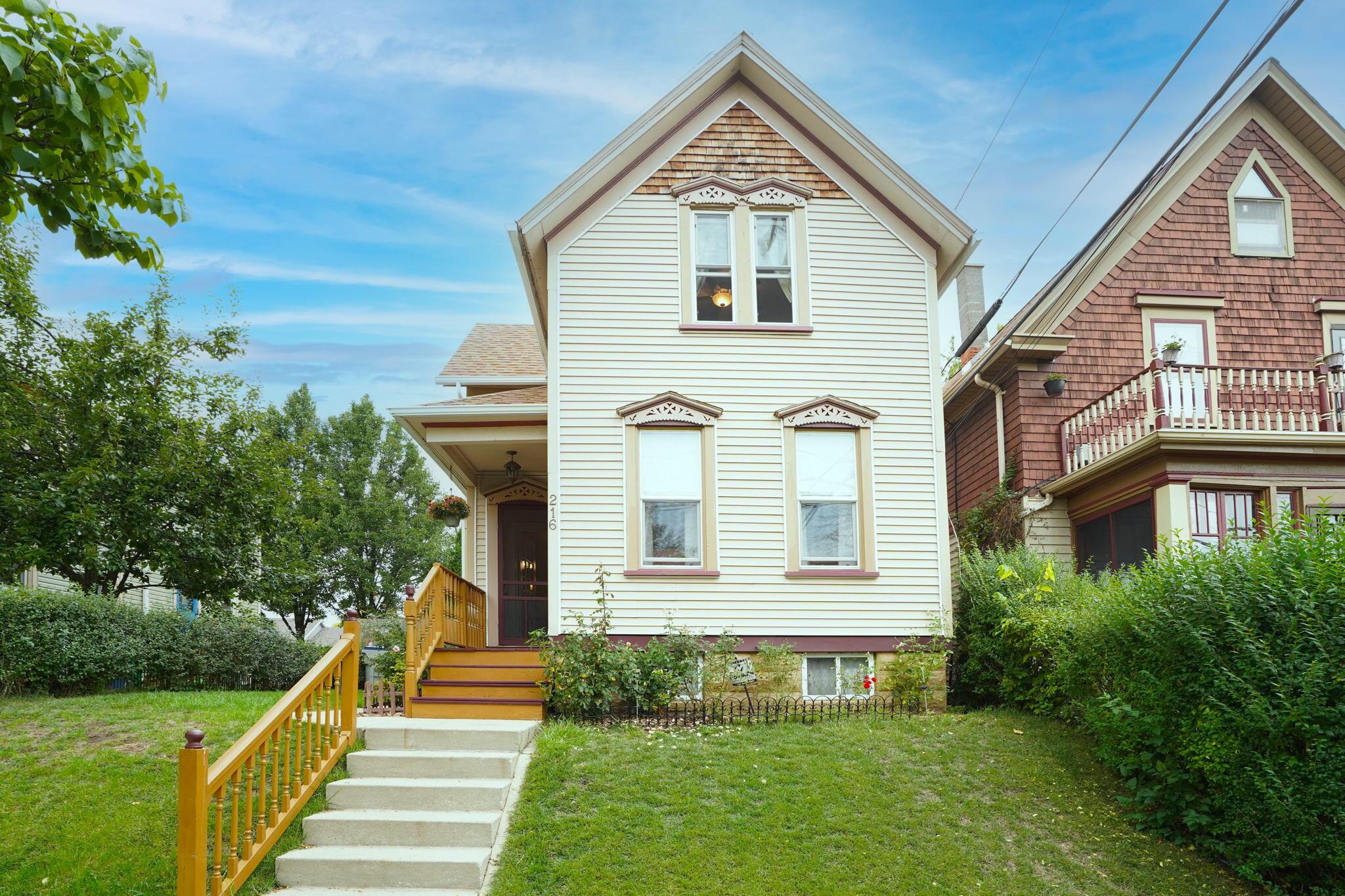 216 Garfield Ave, Milwaukee, Wisconsin 53212, 3 Bedrooms Bedrooms, 7 Rooms Rooms,1 BathroomBathrooms,Single-Family,For Sale,Garfield Ave,1768211