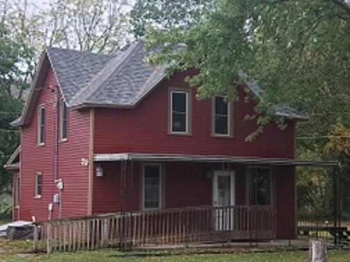 N1876 Old River Rd, Bergen, Wisconsin 54658, 4 Bedrooms Bedrooms, 9 Rooms Rooms,1 BathroomBathrooms,Single-Family,For Sale,Old River Rd,1768273