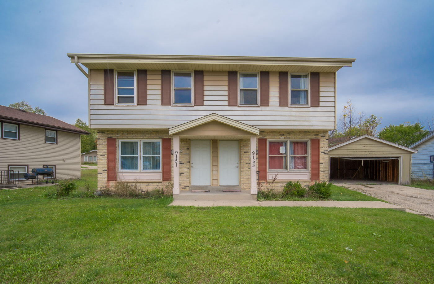 9151 86th Ct, Milwaukee, Wisconsin 53224, 3 Bedrooms Bedrooms, 5 Rooms Rooms,1 BathroomBathrooms,Two-Family,For Sale,86th Ct,1,1768299